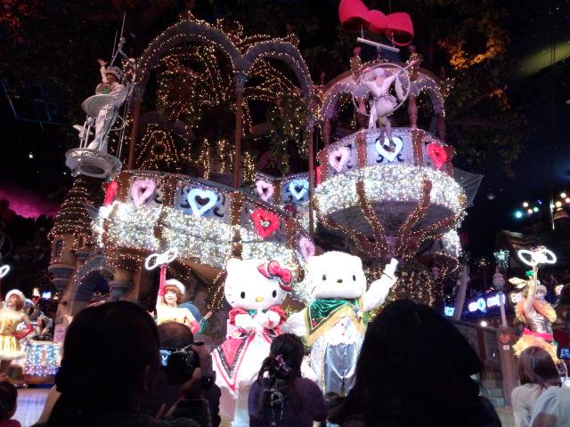 クリスマスピューロランド。
